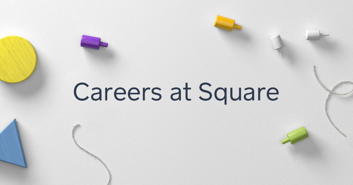 Work at Square