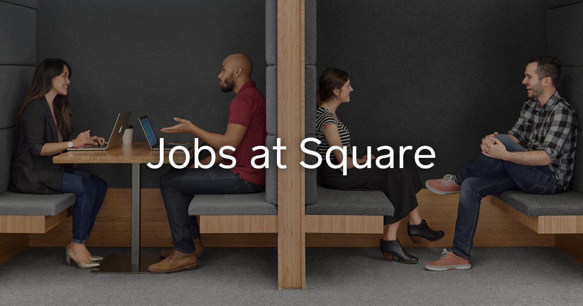 Jobs at Square