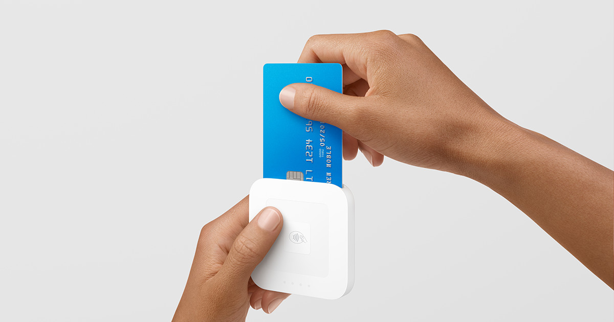 NFC Reader Accept Contactless Payments and Chip Cards Square
