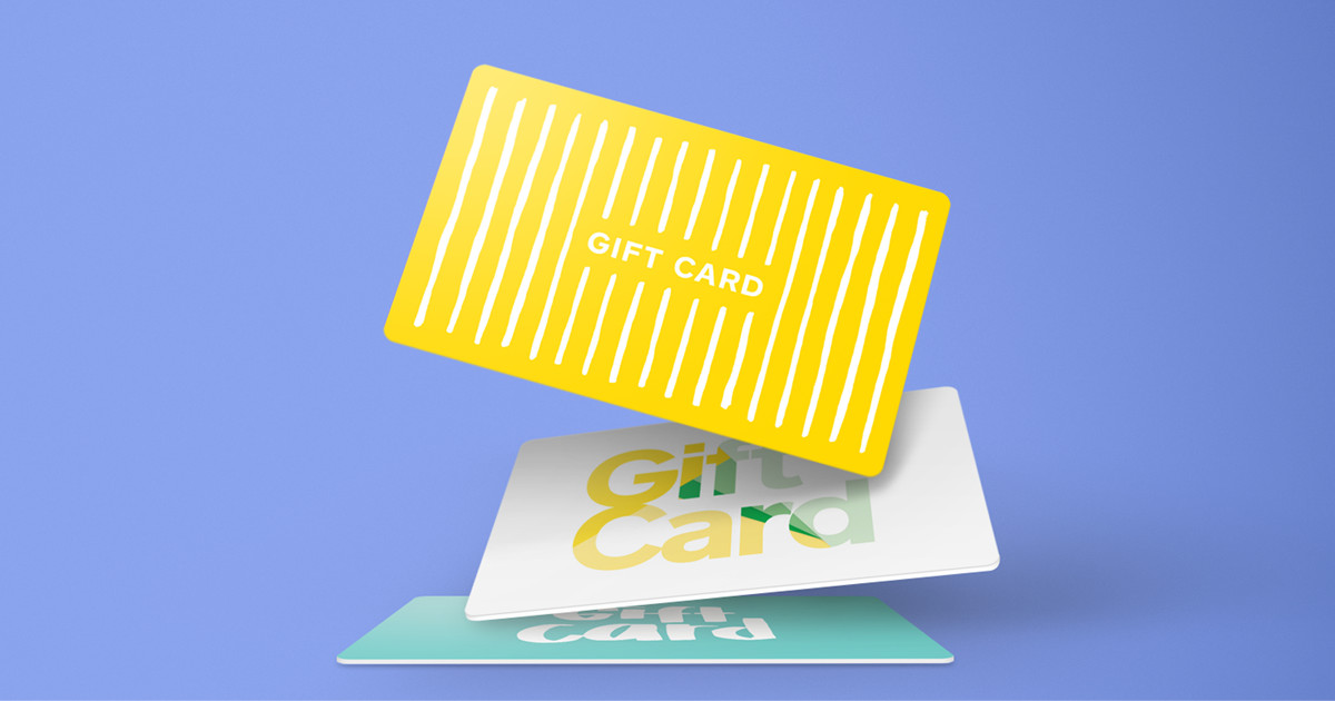 Business Gift Cards - Custom Gift Cards & Egift Cards | Square