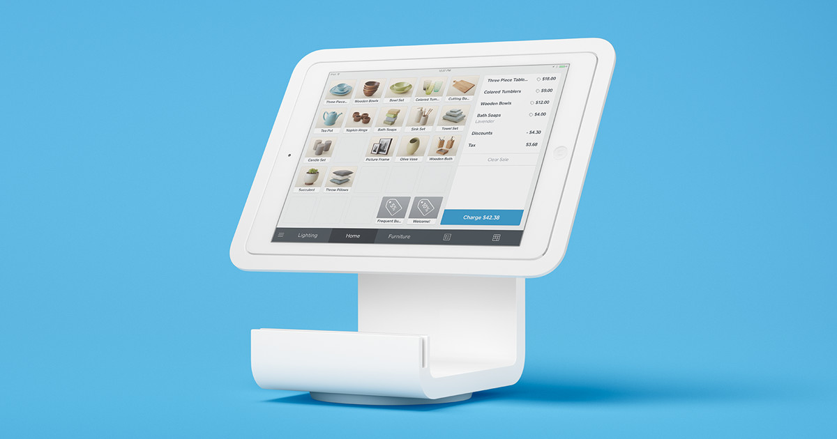 Pos System Ipad Point Of Sale With No Monthly Fee Square