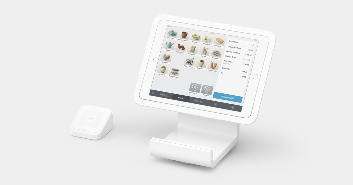 iPad POS Stand - POS Hardware For Every Business | Square Stand